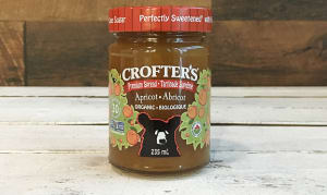 Organic Apricot Just Fruit Spread- Code#: SP400