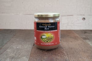 Organic Raw Almond Butter - Smooth- Code#: SP700