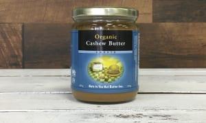 Organic Cashew Butter- Code#: SP7202