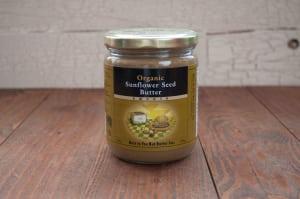 Organic Sunflower Seed Butter- Code#: SP7203