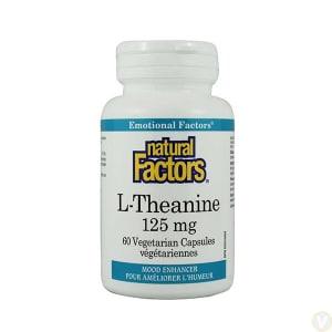 L-Theanine 125mg- Code#: VT1000