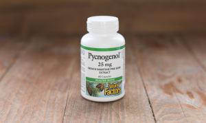 Pycnogenol 25mg- Code#: VT1005