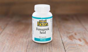Fenugreek Seed 500mg- Code#: VT1017