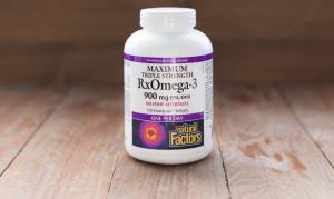 Rx Omega 3 Factors One A Day- Code#: VT1022
