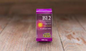 B12 Methylcobalamin 1000mcg- Code#: VT1079