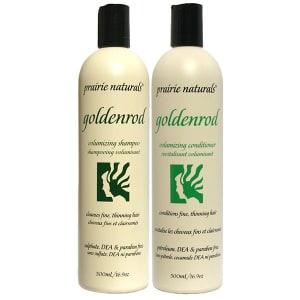 Goldenrod, Volumizing Shampoo & Conditioner- Code#: VT1268