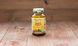 Vitamin D-3 1000 IU DailyFoods- Code#: VT1522