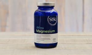 Magnesium 250mg - with 600mg malic acid- Code#: VT1618