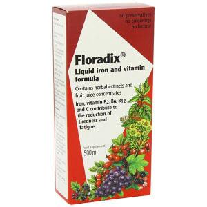 Floradix Formula- Code#: VT1910