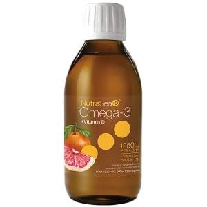 NutraSea +D Omega3 - Grapefruit/Tangerine Flavor- Code#: VT1925