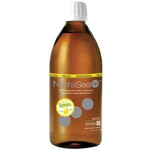 NutraSea hp Extra-strength EPA Omega-3  - Lemon Flavour- Code#: VT1939