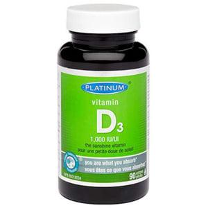 Vitamin D 1000IU- Code#: VT1951
