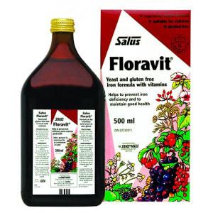 Salus®Floravit® (Yeast-Free)- Code#: VT2003