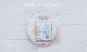White Pita Bread (Frozen)- Code#: BR327