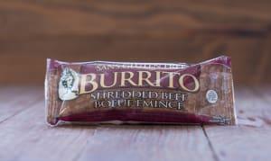 Shredded Beef Burrito (Frozen)- Code#: PM1201