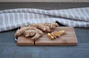 Organic Ginger- Code#: PR100107NPO