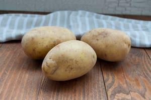Local Organic Potatoes - Yukon Gold- Code#: PR100229LPO