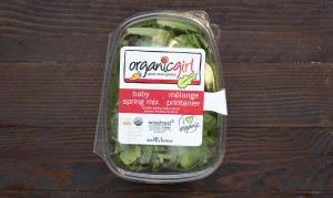 Organic Lettuce, Spring Mix - 5oz (140g)- Code#: PR199443NCO