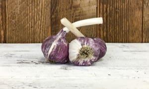 Local Garlic, Red - German Red- Code#: PR134161LCN
