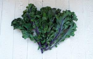 Local Organic Kale, Red - Island Grown!- Code#: PR100139LCO