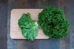 Local Organic Lettuce, Leaf- Code#: PR100349LCO