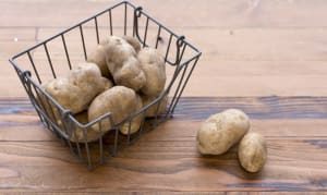 Local Organic Potatoes, Russet, 5 lb bag- Code#: PR192875LCO