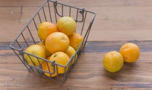Organic Oranges, Imperfect- Code#: PR147412NPO