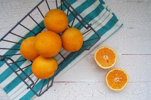 Organic Oranges, Bagged Valencia - Orange Sale!- Code#: PR100945NPO