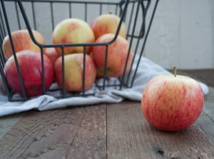 Apples, Bagged Gala - B.C. Crop... 3 lb. Bag - Code#: PR101017NPO