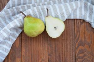 Local Organic Pears, Bagged Bartlett- Code#: PR101034LCO