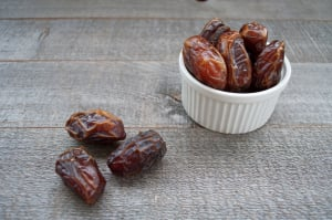 Dates, Medjool, 8 oz<br>1/2lb (227g) - Code#: PR153006NPO