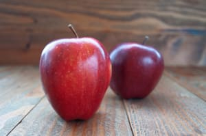 Organic Apples, Bagged, Red Delicious- Code#: PR147259NPO