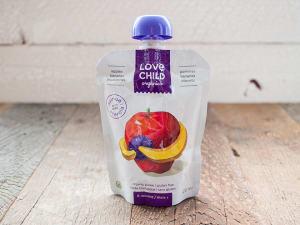 Organic Super Blends - Blueberry, Apple & Banana- Code#: BB011