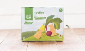Organic Teefies - Pear & Beet- Code#: BB091
