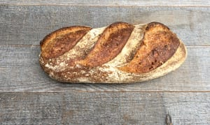 Organic Sprouted Wheat Bread- Code#: BR0104