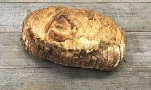 Organic Rustic White Bread SLICED- Code#: BR0119