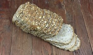 Multigrain Bread - sliced- Code#: BR0231