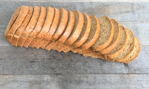 Sliced Whole Wheat Bread- Code#: BR0668