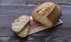 Organic Whole Wheat Loaf- Code#: BR067
