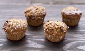 Gluten Free Morning Glory Muffins- Code#: BR0746