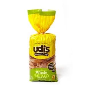 Whole Grain Bread (Frozen)- Code#: BR1200