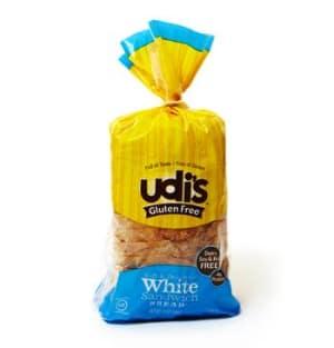White Sandwich Bread (Frozen)- Code#: BR1201