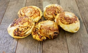 Pizza Buns- Code#: BR3126