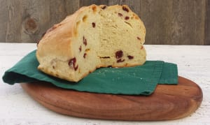 White Chocolate Cranberry Loaf- Code#: BR3218