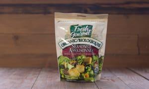 Organic Seasoned Croutons 128g- Code#: BR427