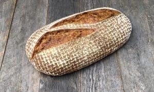 Organic Whole Grain Levain UNSLICED- Code#: BR8024