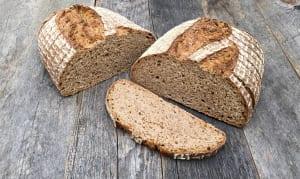 Organic Whole Grain Levain SLICED- Code#: BR8025