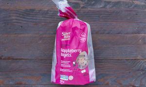 Organic Rappleberry Bagels (Frozen)- Code#: BR8035