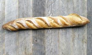 Organic Baguette Bonjour Unsliced- Code#: BR8043