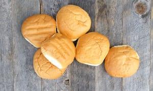 Whole Hamburger Buns- Code#: BR8081
